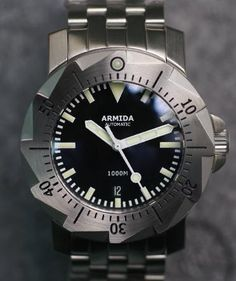 ARMIDA WATCHES