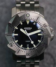 ARMIDA A5 1000M Diver