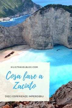 Cosa fare a Zacinto: dieci esperienze imperdibili Greece Travel, Italy Travel, Bucket List Destinations, Travel Destinations, Famous Beaches, Next Holiday, Wonderful Places, Wonders Of The World, Travel Guide