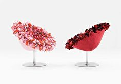 Bahraini Diva >> Looks very much like Kenneth Cobonpue's Bloom Chair. this…