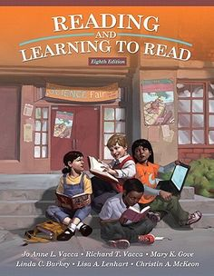Reading and Learning to Read Eighth Edition