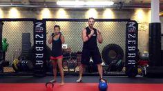 RyanRaw: Extreme Kettlebell Cardio Workout