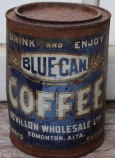 Blue Can Coffee