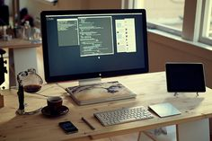 Modern Workspace  :: iMac and Everything Apple
