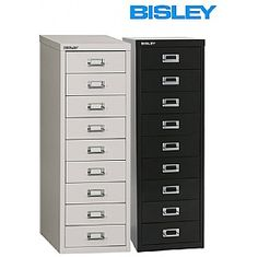Bisley 39 Series Multidrawer Cabinets