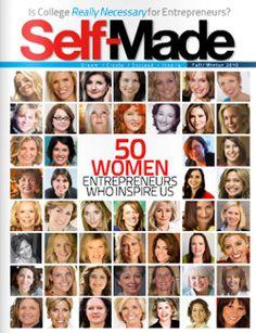 Allison was featured Top 50 Women Entrepreneurs Who Inspire Us