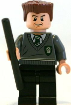 LEGO Gregory Goyle w/ wand - Harry Potter Minifigure by LEGO. $9.99. Collectible. With Wand. From Lego set 4867. Brand new. From Harry Potter Series. Gregory Goyle. A minifigure from the Harry Potter set 4867 Hogwarts.
