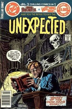 The Unexpected #193 - Secret of the Dead Man's Diary (Issue)