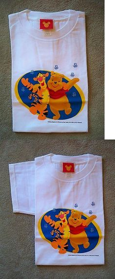 Tops and T-Shirts 155199: (9) Disney Winnie The Pooh And Tigger T-Shirts Bulk Lot Kids Childs L 10 - 12 New -> BUY IT NOW ONLY: $34.95 on eBay!
