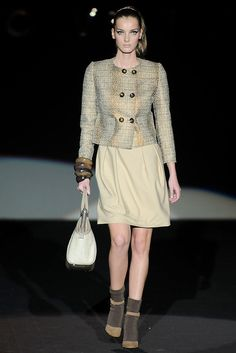 Roberto Verino - Runaway Mercedes Benz Fashion Week Madrid Fall-Winter 2013/2014