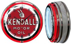 """*NEW* 15/"""" SINCLAIR HC GASOLINE GAS OIL GLASS replacement clock FACE FOR PAM"""