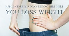 A apple cider vinegar detox can give your body a Boost of immunity Apple Cidar, Apple Cider Vinegar Detox, Weight Loss, Losing Weight, Loosing Weight, Loose Weight