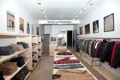 Carhartt WIP Rome Store