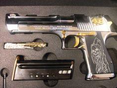 Guns. Desert Eagle