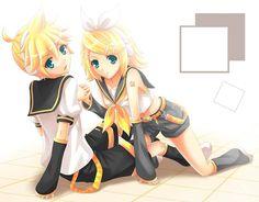 Kagamine Rin & Len Vocaloid