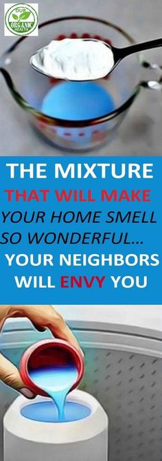 Luckily for you, in this article we've decided to present you a homemade trick which is very cheap, easy to make and smells wonderful! Your home will be a pleasant area with a fresh smell! #homedecor #mixture #recipe #baking #soda #water
