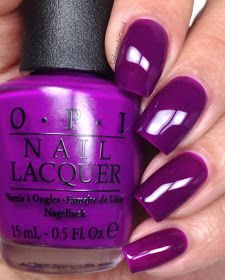 Colores de Carol: OPI - Neons 2014, Swatches and Review