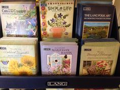 Back by popular demand--- 2015 Pocket Planners by Lang Graphics!