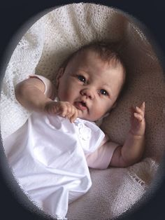 so realistic it's hard to imagine this baby is not real