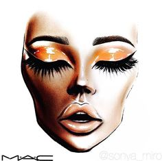 ناتالي Goth Makeup, Mac Makeup, Beauty Makeup, Drugstore Beauty, Makeup Goals, Makeup Inspo, Makeup Inspiration, Facechart Mac, Facechart Makeup