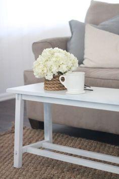 simple & beautiful nautical living room decorations