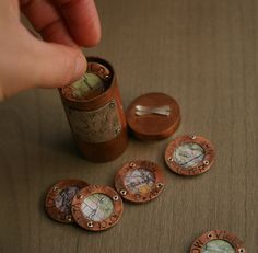 Remembery Capsule. $140.00, via Etsy.  Super neat invention for memories