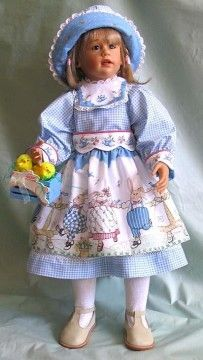 Skille doll