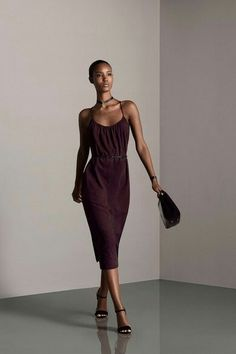 One of the coolest African models in the world, Fatima Siad, features in Halston Heritage's Pre-Fall 2015 collection Vogue Fashion, Fashion Models, Fashion Show, Fashion Design, Fashion 2015, Fashion Articles, Fashion Books, Trend Council, African Models