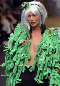 Jean-Charles de Castelbajac Fashion Show, Fall/Winter 2009