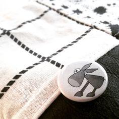 Button und Esel Liebe