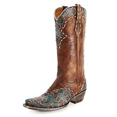 Old Gringo Brown Erin Cowgirl Boots