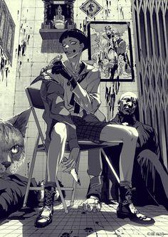 Great fierce - Rhodes when the rain _ original, exercise, cartoon illustration kingdom _ graffiti Character Drawing, Character Illustration, Illustration Art, Character Design, Manga Art, Anime Art, Space Opera, Pretty Art, Dark Art