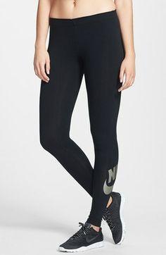 Nike 'Leg-A-See' Leggings | Nordstrom