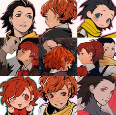 """vi 🌿 on Twitter: """"#faceyourart ryoham edition included… """""""
