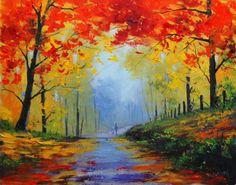 Fall Stroll by Graham Gercken