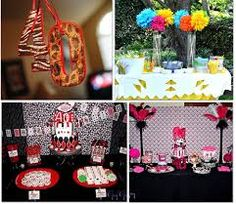 Image result for 40th birthday party ideas