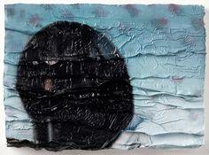 Lennart Rieder  o.T. (Portrait 5), 2013, Öl auf Leinwand, 16 x 24 cm
