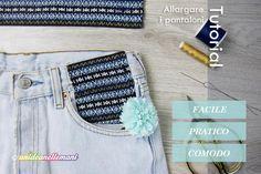 Come allargare i pantaloni e i jeans in vita: un trucchetto da imparare subito!