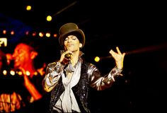 Love this elegant ensemble–such great style!–and these beautiful images of Prince on the Welcome 2 America Euro Tour 2011. Think these pix are mostly from Denmark and the NPG Music and Arts Festival
