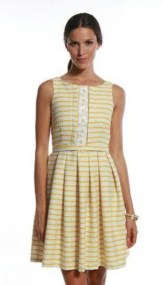 b8b5e282c9d02 Eva Franco - Regina Dress- Canary Island Adorable for Spring! New Girl  Style,