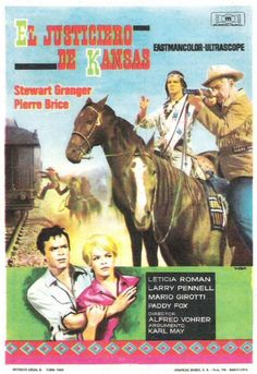 1965 - El justiciero de Kansas - Old Surehand - tt0059538