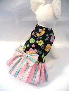 DOG Harness dress Puppy