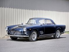 1959 Maserati 3500 GT: Did Maserati copy the '59 Ferrari California or vice versa? Who cares?!