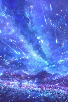 Cute Galaxy Wallpaper, Night Sky Wallpaper, Anime Scenery Wallpaper, Landscape Wallpaper, Kawaii Wallpaper, Cute Wallpaper Backgrounds, Pretty Wallpapers, Cool Galaxy Wallpapers, Fantasy Art Landscapes