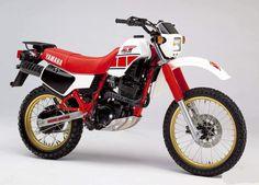 Yamaha XT600