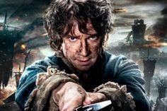 """Novos posteres de """"O Hobbit: A Batalha dos Cinco Exércitos"""" - http://metropolitanafm.uol.com.br/novidades/entretenimento/novos-posteres-de-o-hobbit"""