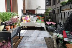 Gezellig Balkon! - Balcony