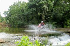 Oklahoma crossing of river TAT