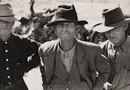 Ex-tenant farmer on relief grant in the Imperial Valley, California