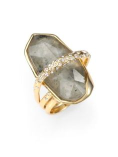 Alexis Bittar - Jeweled Open Cluster Ring - Saks.com